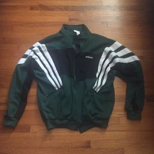 Adidas track suit set